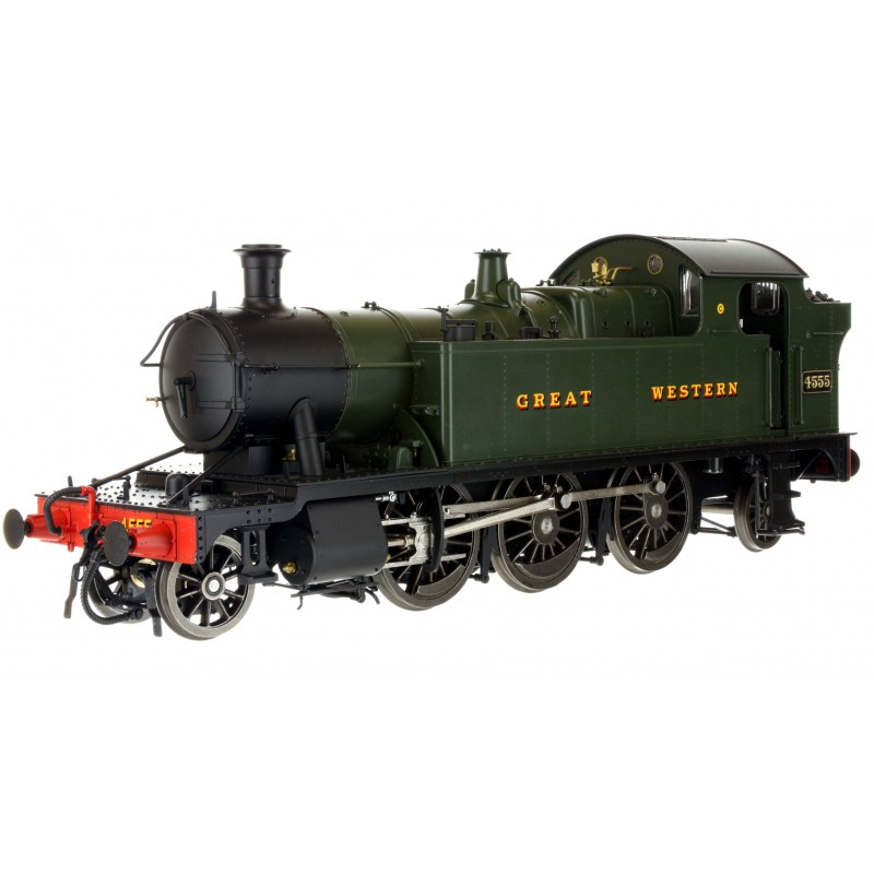 O Gauge 45XX  4555 G.W. Green lettered G...
