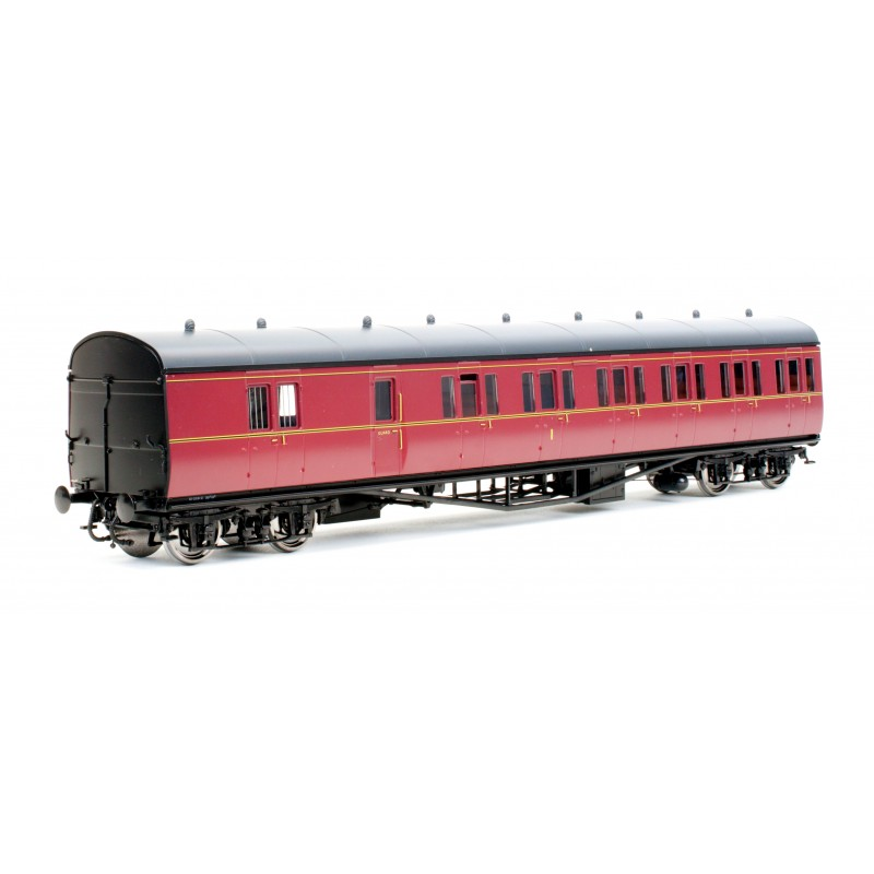 No Division & unnumbered BR Lined Ma...