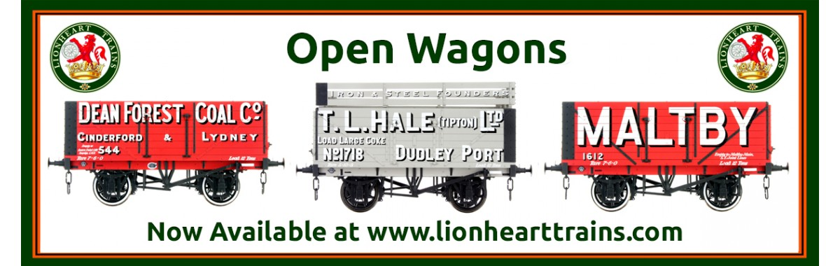 Open Wagons