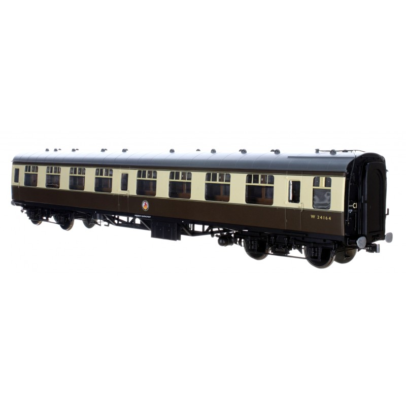 O Gauge BR WR Chocolate & Cream SK W...