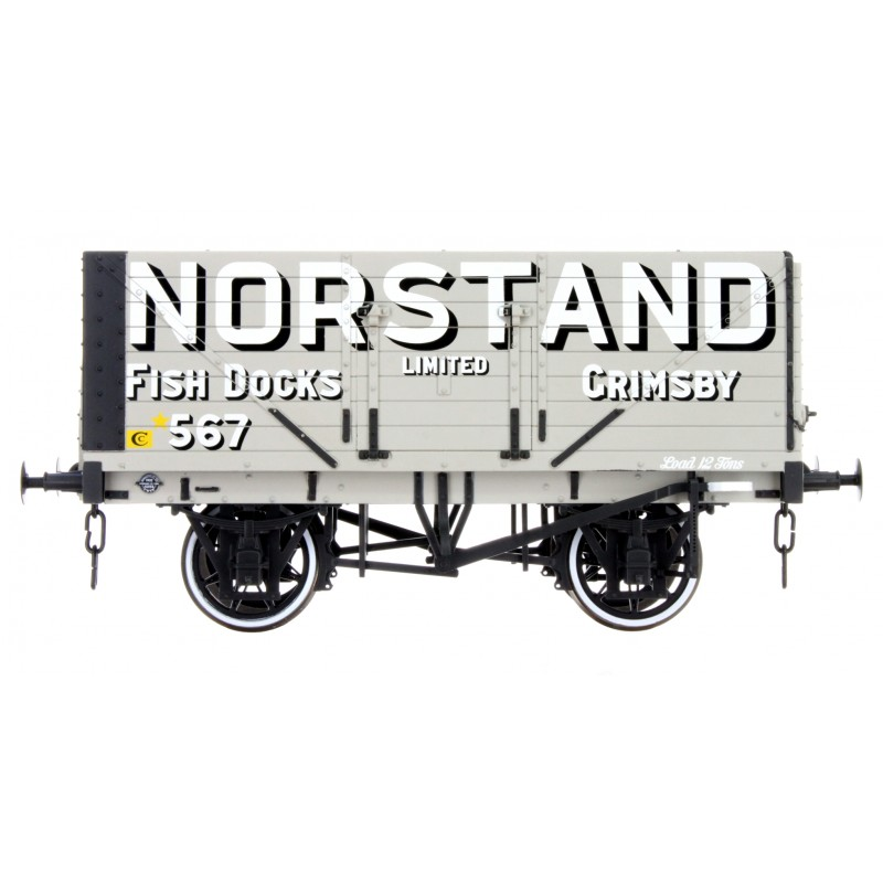 LHT-F-080-001 8 Plank Norstand 567