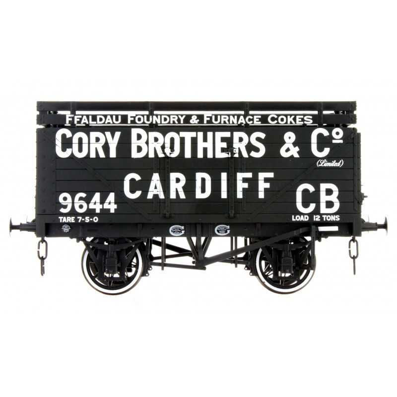 LHT-F-071-005 7 Plank Cory Brothers &...