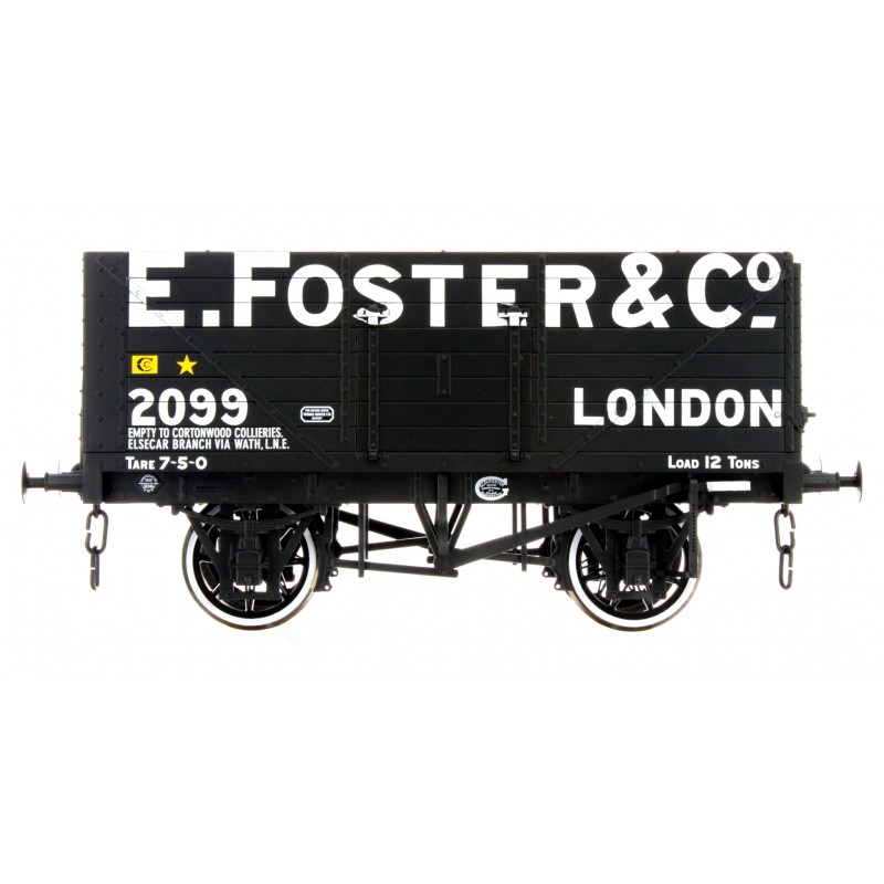 LHT-F-080-004 8 Plank E Foster & Co....