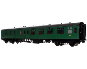 Lionheart Trains Mk 1 Coach Phased Release