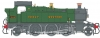 O Gauge 45XX 'Great Western' Lettered on tank sides 1920's 4549 (LHT Exclusive)