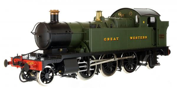 O Gauge 45XX 'Great Western' Lettered on tank sides 1920's 4549 DCC Sound Fitted (LHT Exclusive)