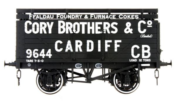 LHT-F-071-005 7 Plank Cory Brothers & Co. 9644